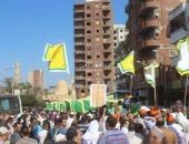 """بالصور.. المئات يتوافدون على دسوق للاحتفال بـ""""مولد إبراهيم الدسوقى"""""""