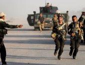 """""""مكافحة الإرهاب"""" العراقية تحرر حى المصارف شرقى الموصل"""