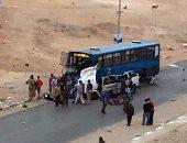 """تجديد حبس سائق"""" أتوبيس الموت"""" بمدينة نصر 15 يوماً"""