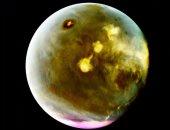 ناسا تنشر صورة جديدة للمريخ بالأشعة فوق البنفسجية