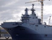 """روسيا تقترح على مصر تسليح حاملتى المروحيات """"ميسترال"""""""