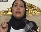 زوجة الشهيد عادل رجائى: مشروع لرعاية أبناء الشهداء من خلال جمعية خيرية