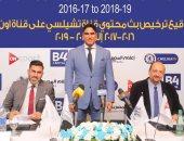 أسامة الشيخ رئيس قناة on sport: بعد تشيلسى نستعد لمفاجآت جديدة