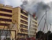 السيطرة على حريق شب داخل شقة سكنية فى المطرية
