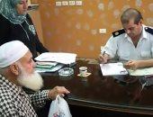 وزير الداخلية يوجه بتقديم تسهيلات لكبار السن وذوي الاحتياجات الخاصة بمصلحة الجوازات