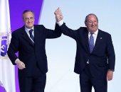 رسميا.. خينتو رئيسًا شرفيًا لريال مدريد