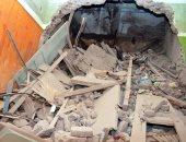 مصرع 3 عمال بعد انهيار سقف فيلا والتحقيقات تؤكد عدم التأمين على الضحايا