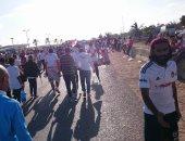 القبض على 60 من مشجعى الزمالك بالإسكندرية يحملون تذاكر مزورة