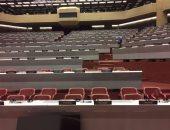 ننشر صور قاعة اجتماعات مقر الاتحاد البرلمانى الدولى بجنيف بمشاركة وفد مصر