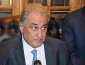 سامح عاشور يلتقى نقيب محامى شمال القليوبية لمناقشة مشاكل النقابة الفرعية