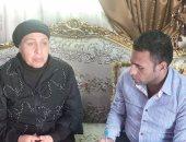 زوجة الشهيد عادل رجائى لليوم السابع: زوجى طلب الشهادة أمام الكعبة ونالها