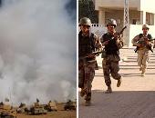 الجيش العراقى: قواتنا بالرطبة دمرت وسيطرت على 17 سيارة لتنظيم داعش