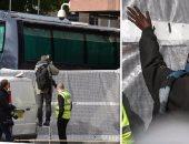 """بريطانيا تستقبل أطفال لاجئين من """"مخيم كاليه"""" الفرنسى قبل إزالته"""