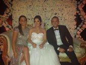 بالصور.. حفل زفاف حفيد وزير العدل الأسبق على ابنة رجل الأعمال سعيد زخارى