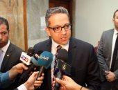 """وزير الآثار يفتتح """"نصوص الأهرامات"""" ويؤكد: المؤتمر فرصة كبيرة لتبادل الخبرات"""