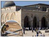 عشرات المستوطنين يقتحمون الأقصى المبارك قبل عيد الفصح