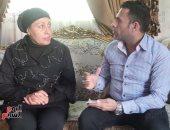 زوجة الشهيد عادل رجائى: تنظيم الإخوان الإرهابى لن يكسر مصر