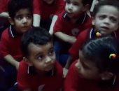 """بالفيديو.. معلمة لطفل أثناء تحفيظه القرآن في المنصورة """"هاقتلك"""""""