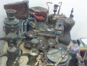 """""""الداخلية"""" تحبط تهريب ٣٢ قطعة أثرية للسعودية عبر ميناء نويبع"""