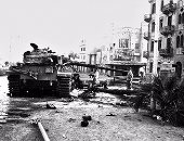 ذات يوم...الدبابات الإسرائيلية تدخل السويس والمقاومة الشعبية تستعد للمواجهة