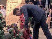"""السفير البريطانى بالقاهرة بذكرى العلمين: """"من 74 سنة فقدت البشرية الآلاف"""""""