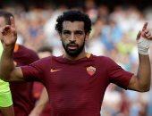 محمد صلاح لاعب الشهر فى روما