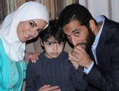 """عمرو سعد ينشر صورة من كواليس فيلم """"مولانا"""" على إنستجرام"""