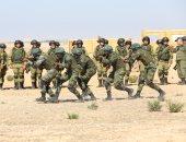 """بالصور.. ختام التدريب المشترك لقوات المظلات المصرية والروسية """"حماة الصداقة"""""""