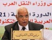 وزير النقل يكلف هيئة الطرق بسرعة إصلاح الطرق المتضررة من السيول