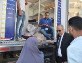محافظة الوادى الجديد تطرح لحوما سودانية مبردة بسعر 60 جنيها للكيلو