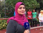 12 تقريرًا لـ12 لعبة رياضية انتهت المذيعة نهى سعد من تصويرها