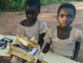 السفارة المصرية فى توجو تقدم مساعدات إلى طلاب المدارس