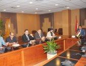 رئيس جامعة المنصورة يلتقى النواب لمناقشة توسعة مستشفيات الطوارئ