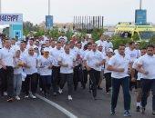السيسى: نشكر شباب مصر لبذلهم الجهد لأجل صياغة هذه الحالة المصرية الفريدة