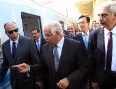 وزير النقل: لولا مشروعات المترو لتوقفت حركة المرور فى القاهرة الكبرى