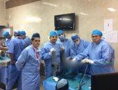 جامعة أسيوط تعلن عن نجاح أول دورة تدريبية فى الشرق الأوسط لمناظير المفاصل