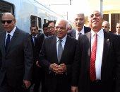 """وزير النقل: افتتاح كوبرى """"الكباش"""" خلال 72 ساعة لخدمة المعالم الأثرية"""