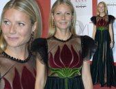 """لو عجبك """"لوك"""" جوينيث بالترو فى مدريد.. اعرفى دور الأزياء وراء أناقتها"""