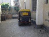 ضابط بمرور الإسكندرية يحبط سرقة توكتوك بعد تعدى مسجلين خطر على صاحبه