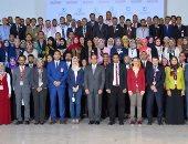 الرئيس السيسى يشارك فى جلستى محاكاة الدولة وعودة الجماهير للملاعب بمؤتمر شرم الشيخ