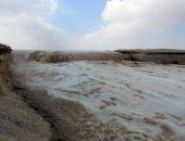 إصابة شخصين بلدغ عقرب عقب إجتياح مياه السيول لقرية الحاجر بسوهاج