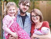 """أطباء يضعون رضيعة فى """"كيس بلاستيك"""" بعد ولادتها لإنقاذ حياتها"""