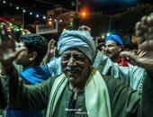 9 لقطات لاحتفالات الصوفيين بمولد إبراهيم الدسوقى بعدسة قارئ
