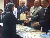 مجلس أمناء محافظة دمياط يساهم فى شحن كروت كهرباء المدارس