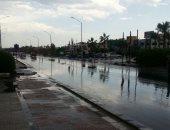 مواطن بكفر الشيخ يتقدم ببلاغ لعدم جاهزية بلطيم والبرلس لمواجهة السيول