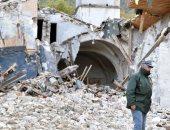 انهيار مبان وكنائس تاريخية بسبب زلزال قوى ضرب وسط إيطاليا