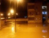 محافظ البحر الأحمر: طوفان غارب نتيجة تخزين الأمطار بالجبال بمساحة 100كيلو