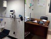 بالفيديو.. مستشفى اليوم الواحد بدمياط خارج الخدمة.. بدون أطباء أو ممرضين