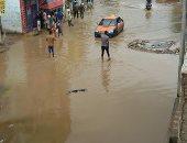 أهالى الغردقة يشكون انقطاع الكهرباء والمياه وغرق الشوارع بسبب السيول