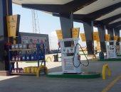 ضبط 28 ألف لتر مواد بترولية بمحطة وقود معدة للبيع بالسوق السوداء فى المرج